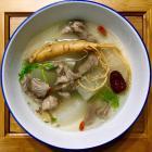 鮮蔘羊肉冬瓜湯