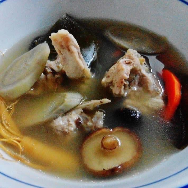 牛蒡排骨湯